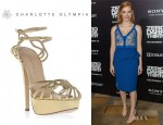 Jessica Chastain's Charlotte Olympia Ursula Heels