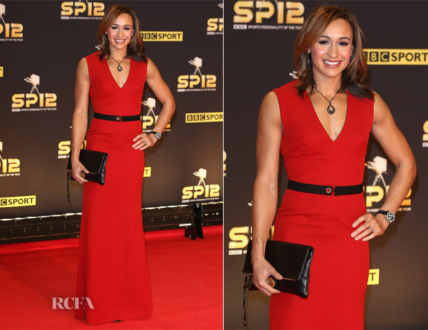 Jessica Ennis In Victoria Beckham - BBC Sports Personality Of The Year