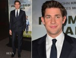 John Krasinski In Prada – 'Promised Land' LA Premiere