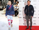 Jude Law In Lanvin - British Independent Film Awards 2012
