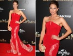 Kate Ritchie In Steven Khalil - 'Les Miserables' Sydney Premiere