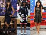 Kerry Washington Promotes 'Django Unchained' In New York City