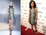 Kerry Washington In Gucci - Los Angeles Confidential's 10th Anniversary Celebration