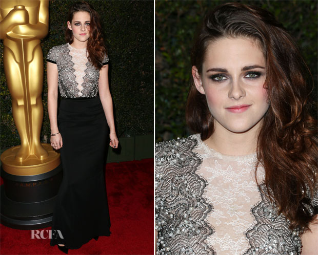 Kristen Stewart In Talbot Runhot – Academy of Motion Pictures Arts and Sciences' 4th annual Governors Awards
