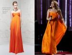 Kylie Minogue In Alexander McQueen - Nobel Peace Prize Concert