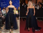 Mélanie Laurent in Christian Dior Couture – 'Touch of the Light' Marrakech Film Festival Premiere