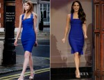 Megan Fox In Roland Mouret - The Tonight Show with Jay Leno