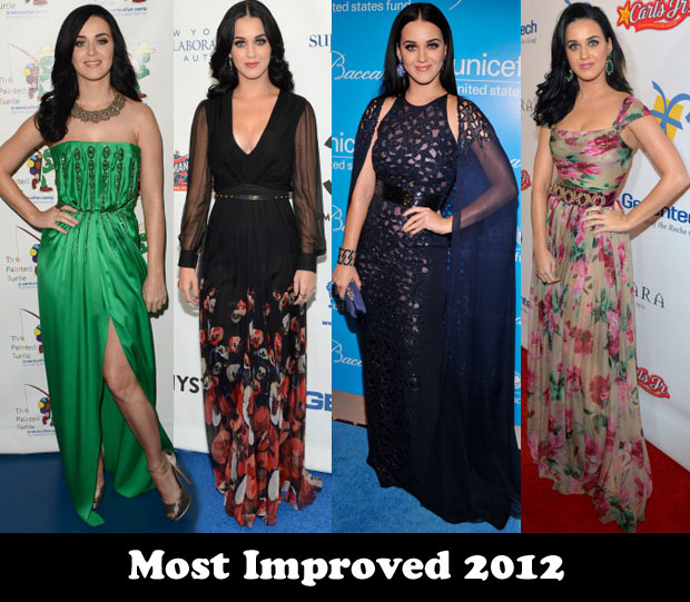 Most Improved 2012