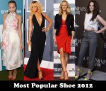 Most Popular Shoe 2012 – Christian Louboutin 'Bis Un Bout' Pumps