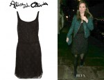 Pippa Middleton's Alice + Olivia Gabby Sequined Tank Dress