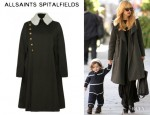 Rachel Zoe's All Saints Soviet Coat