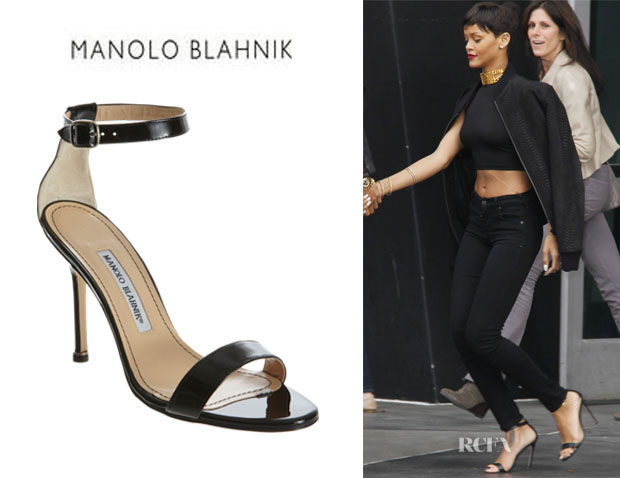 outlet big sale 2014 unisex cheap online Manolo Blahnik Suede Chain Sandals buy cheap looking for BkIg5vVb8e