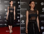 Rooney Mara In Calvin Klein – Dubai Cares and Oxfam 'One Night Lives' Charity Gala
