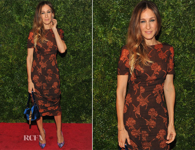 Sarah Jessica Parker In Vintage - 'In Vogue The Editor's Eye' Screening