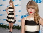Taylor Swift In Kate Spade New York - 2012 KIIS FM Jingle Ball