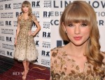 Taylor Swift In Oscar de la Renta - 2012 Ripple Of Hope Gala