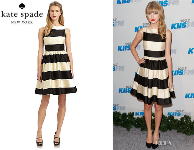Taylor Swift's Kate Spade New York Carolyn Dress