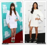 Who Wore Chanel Better...Jessica Biel or Naomie Harris?