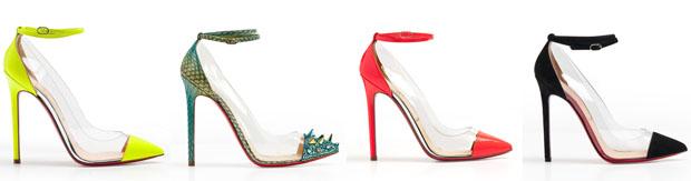 separation shoes f4ee4 96cc4 Most Popular Shoe 2012 – Christian Louboutin 'Bis Un Bout ...