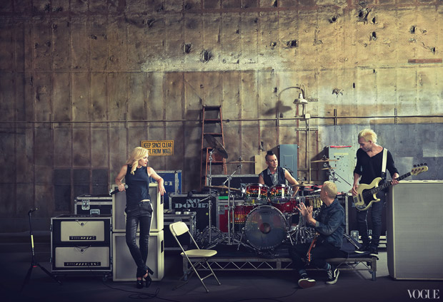 Gwen Stefani in A.L.C.