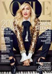 Gwen Stefani for Vogue US January 2013