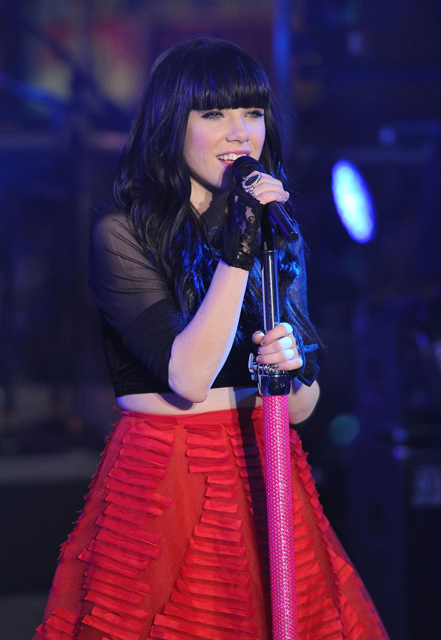 Carly Rae Jepsen in Sachin + Babi