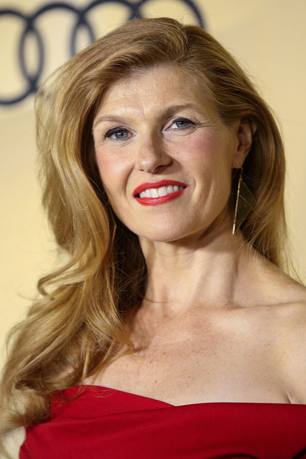 Connie Britton in Black Halo Eve