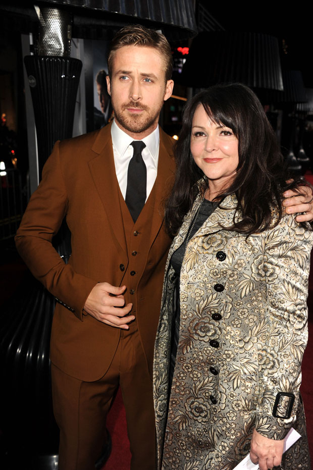 Ryan Gosling in Gucci