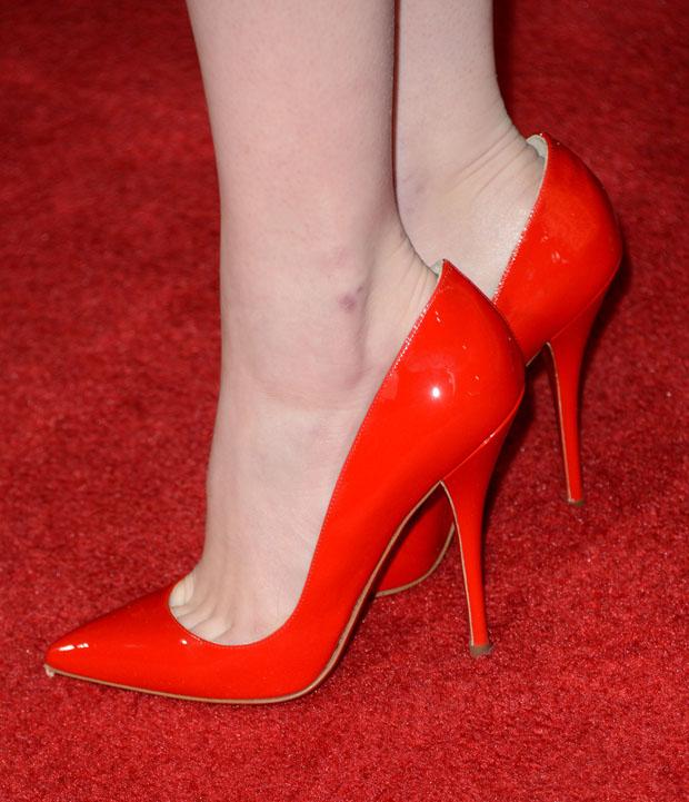 Emma Stone's Christian Louboutin 'Batignolles' pumps