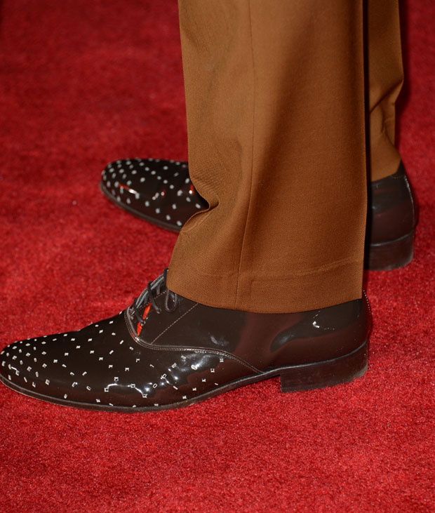 Ryan Gosling's Lanvin shoes