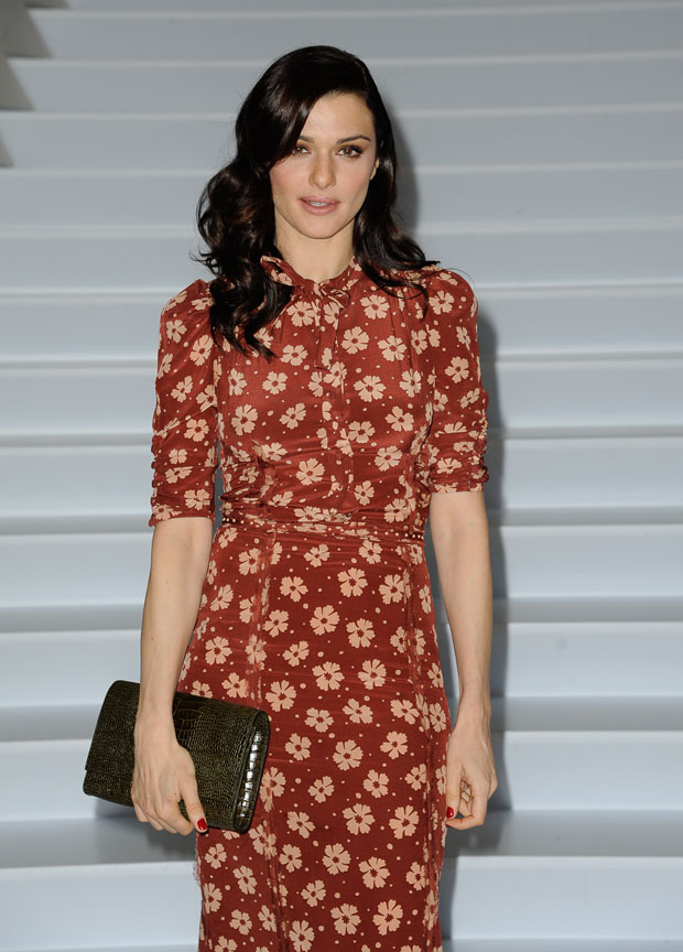 Rachel Weisz in Bottega Veneta
