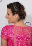 Lea Michele in Elie Saab