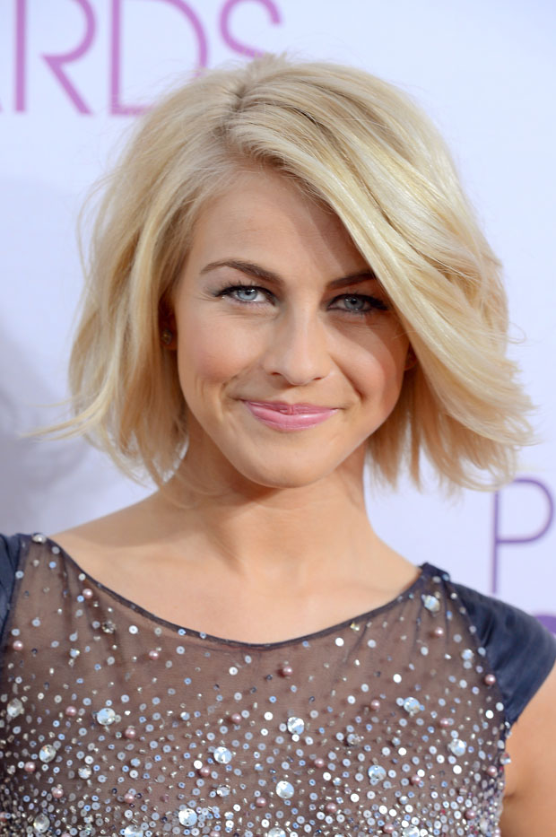 Julianne Hough in Tony Ward Couture