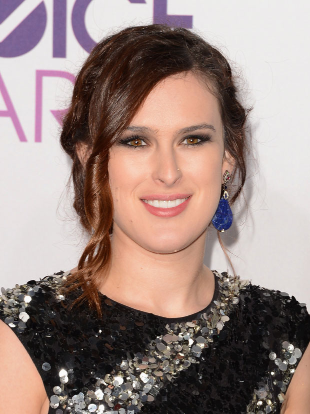 Rumer Willis in Alice + Olivia