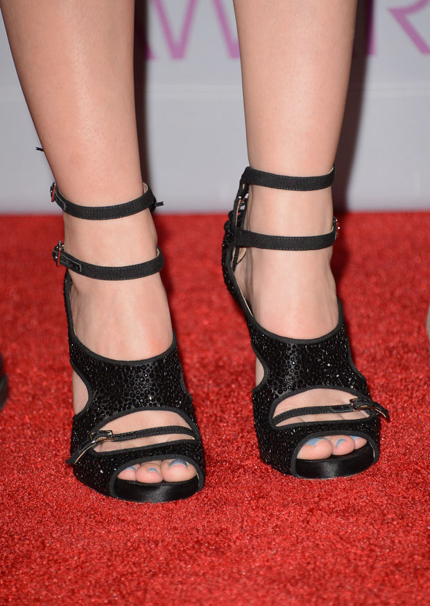 Emma Watson's Tabitha Simmons 'Bailey' sandals