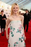 Elle Fanning in Chanel
