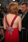 Jessica Chastain in Prada