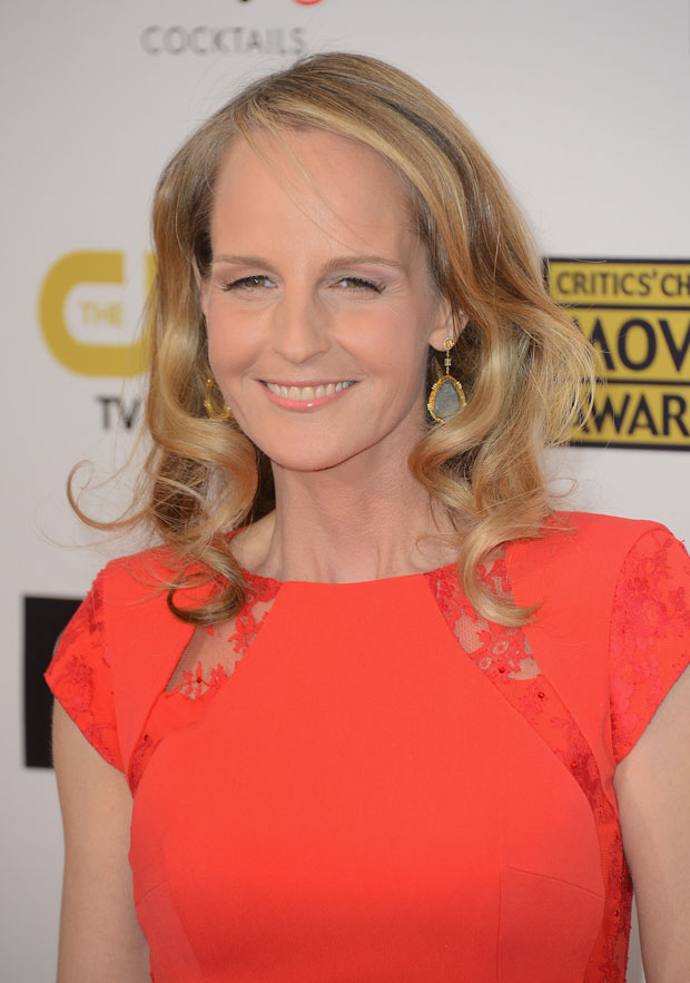 Helen Hunt in Philip Armstrong