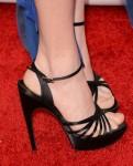 Amanda Seyfried's Roger Vivier sandals