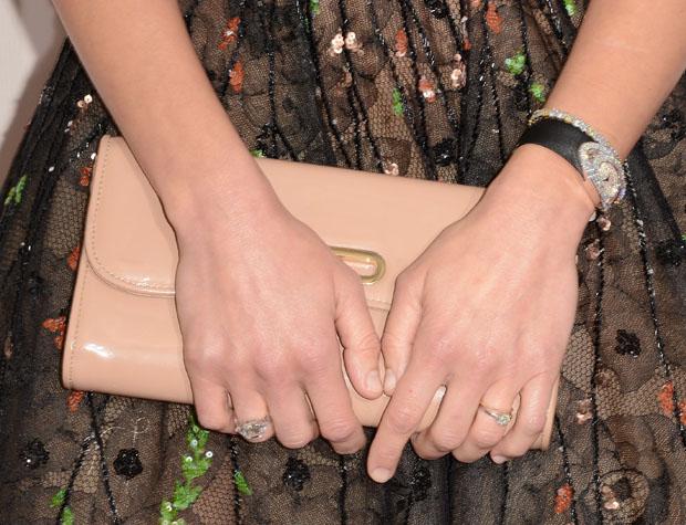 Marion Cotillard's clutch