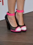 Jennifer Lawrence's Casadei for Prabal Gurung pumps