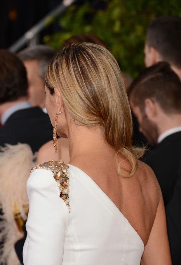 Heidi Klum in Alexandre Vauthier Couture