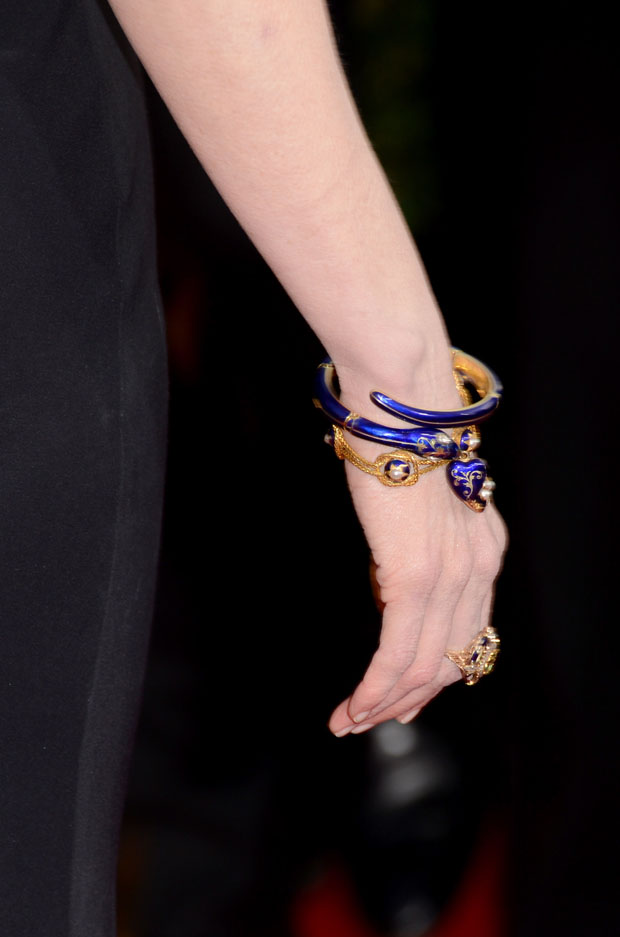 Nicole Kidman's Fred Leighton jewels