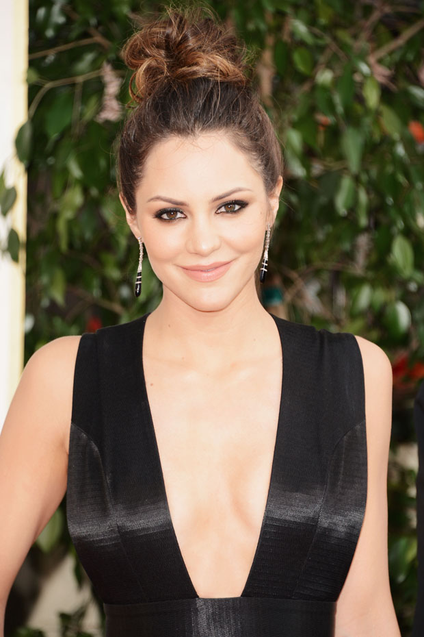 Katharine McPhee in Theyskens' Theory
