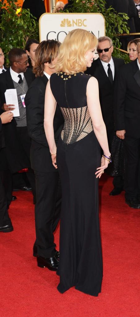 Nicole Kidman in Alexander McQueen