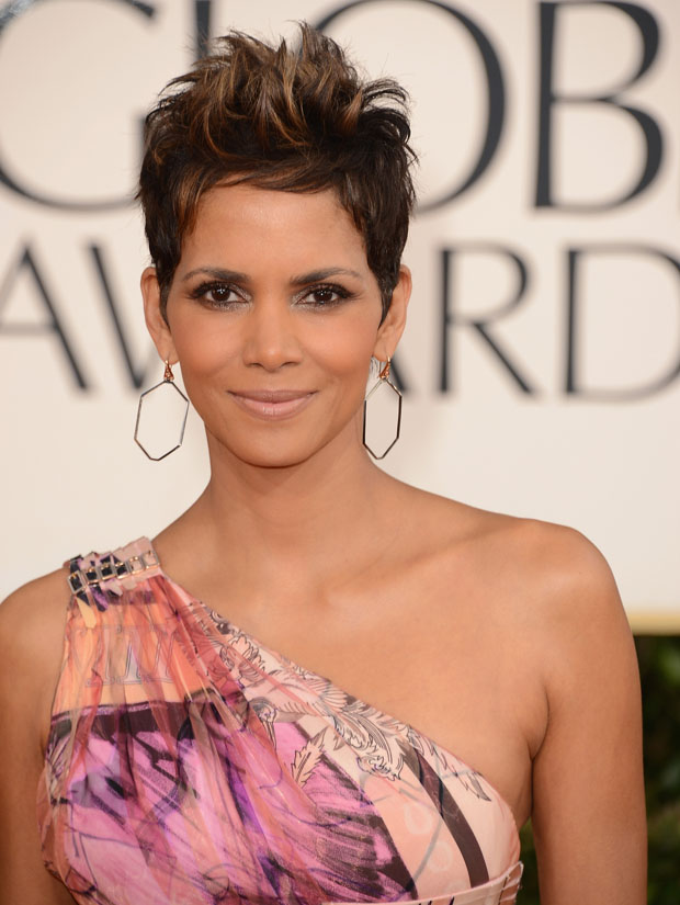 Halle Berry in Atelier Versace