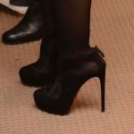 Dakota Fanning's Christian Louboutin heels