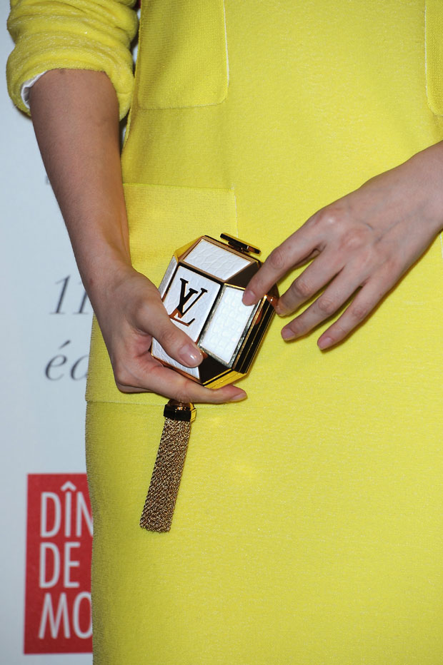 Fan Bingbing's Louis Vuitton minaudière
