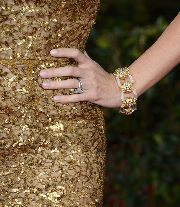 Jennifer Garner's David Webb jewels