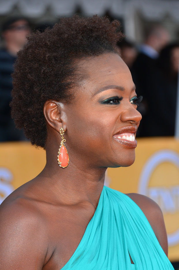 Viola Davis' Cathy Waterman earrings